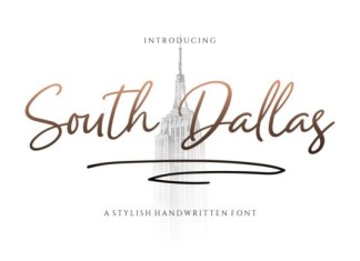 South Dallas Font