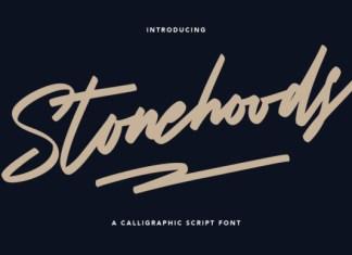 Stonehoods Font