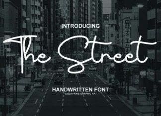 The Street Font