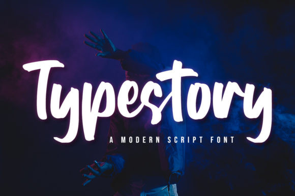 Typestory Font