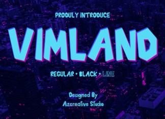 Vimland Font