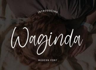 Waginda Font