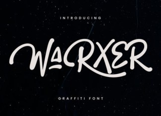 Warxer Font