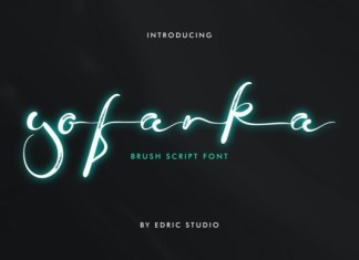 Yofanka Font