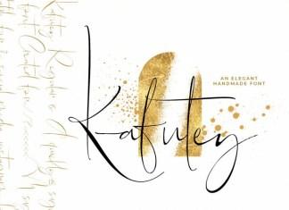 Kafutey Font