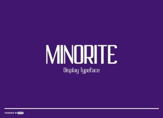 MINORITE Font