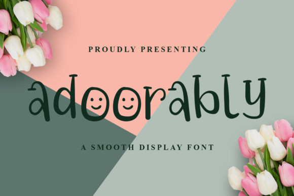 Adoorably Font