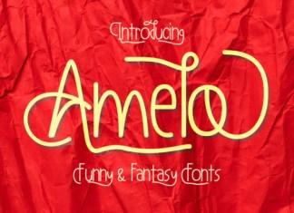 Amelo Font