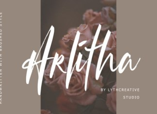 Arlitha Font