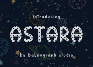 Astara Font