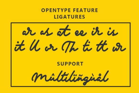Beelinio Font