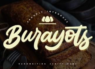 Burayots Font