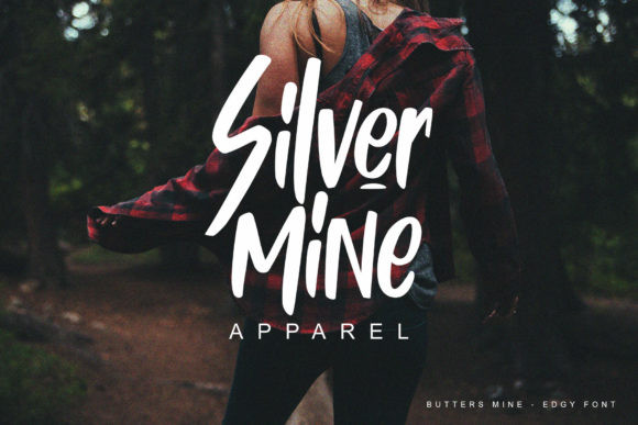 Butters Mine Font