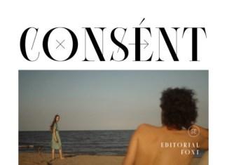 Consent Font