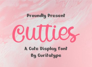Cutties Font