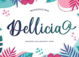 Dellicia Font