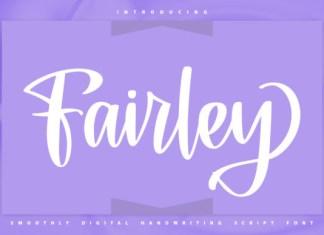 Fairley Font