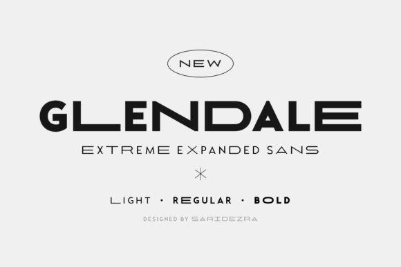 Glendale Font