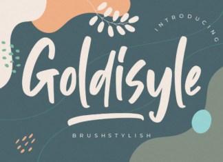 Goldisyle Font