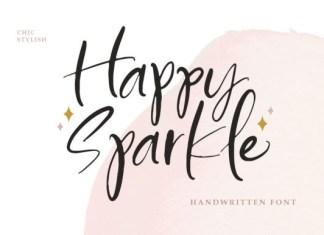 Happy Sparkle Font