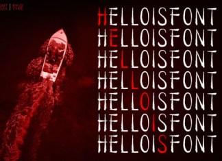 Helloisfont Font