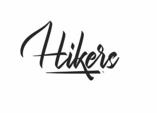 Hikers Font