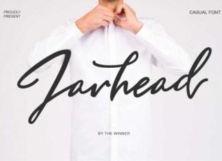 Jarhead Font