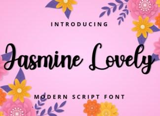 Jasmine Lovely Font