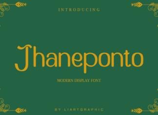 Jhaneponto Font