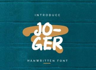 Joger Font