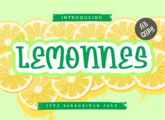 Lemonnes Font