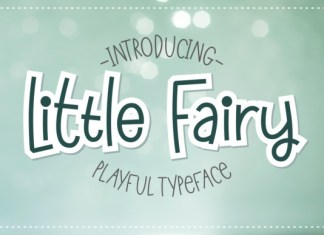 Little Fairy Font