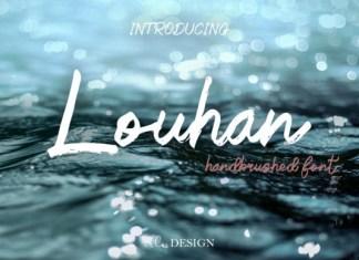 Louhan Font