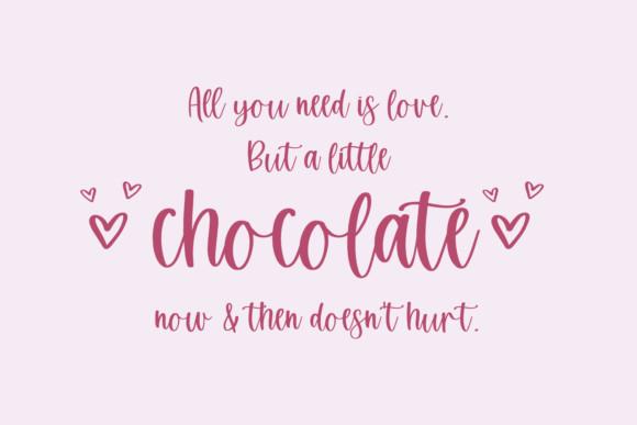 Lovegame Font