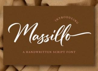 Massillo Font