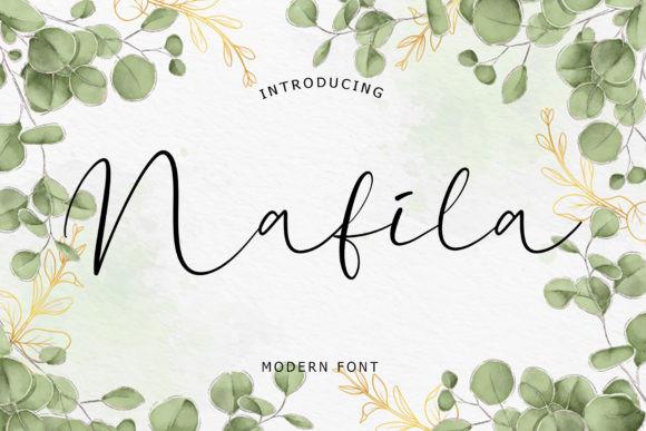 Nafila Font