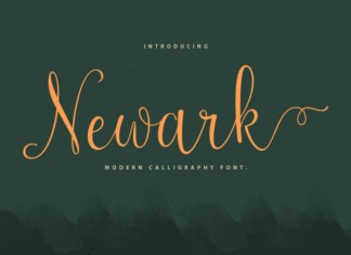 Newark Font