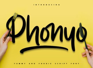 Phonyo Font