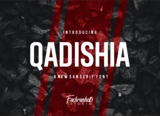 Qadishia Font