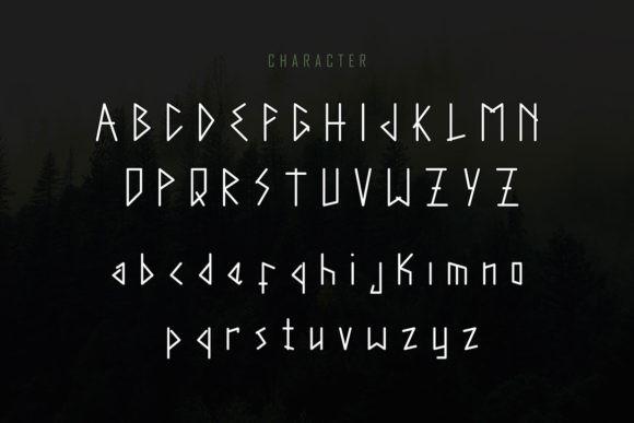 Qrubeg Font