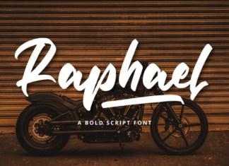 Raphael Font