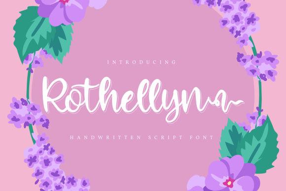 Rothelyn Font