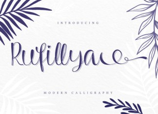 Rufillya Font