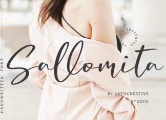 Sallomita Font