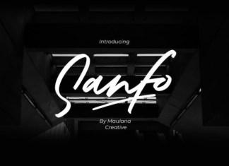 Sanfo Font