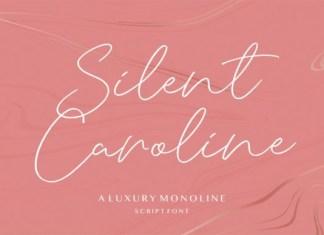 Silent Caroline Font