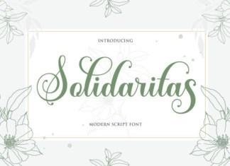 Solidaritas Font