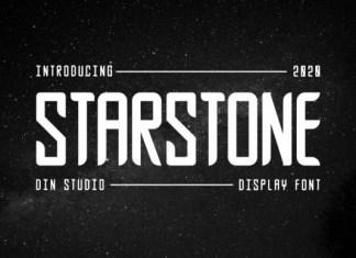 Starstone Font