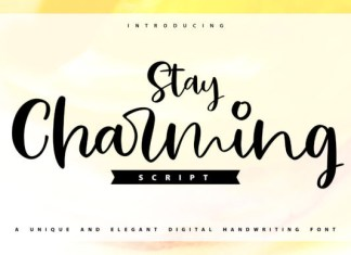 Stay Charming Font