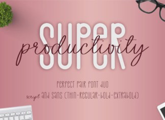 Super Productivity Font